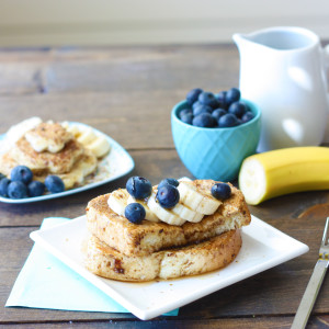 Cinnamon Crunch French Toast Recipe