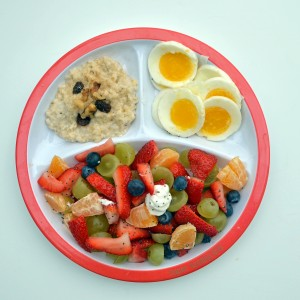 Breakfast balance