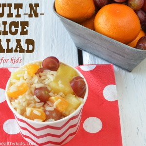 Fruit-n-Rice Salad