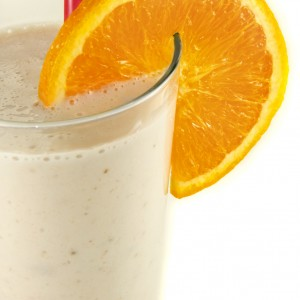 Orange Julius! Delicious way to get more fruit