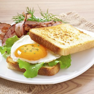 Breakfast for my little champions