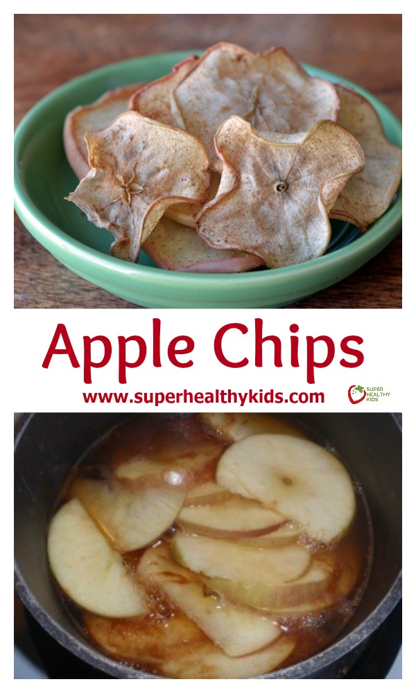 Apple Chips. These are a family favorite...so easy and delicious!