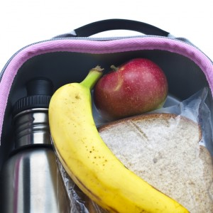 Healthy Habit Goal #3, Pack a healthy school lunch