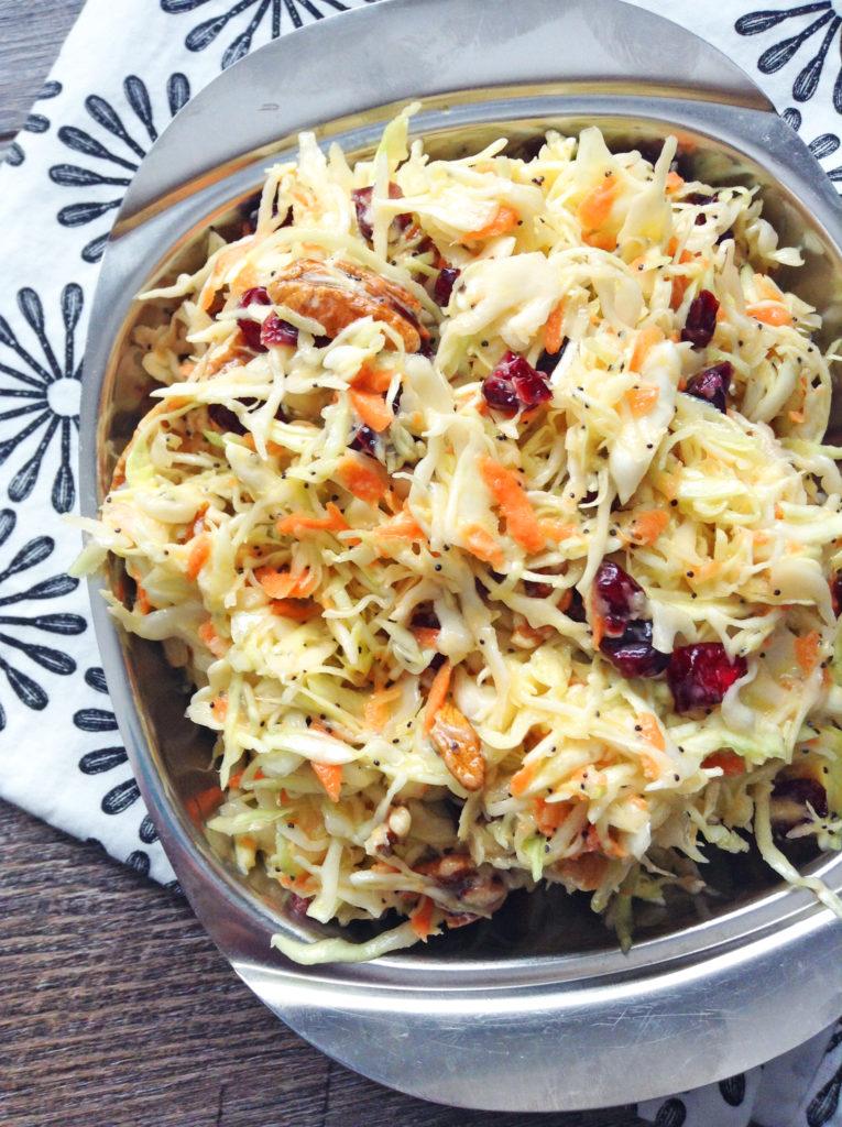 Ay Caramba! Cabbage Salad