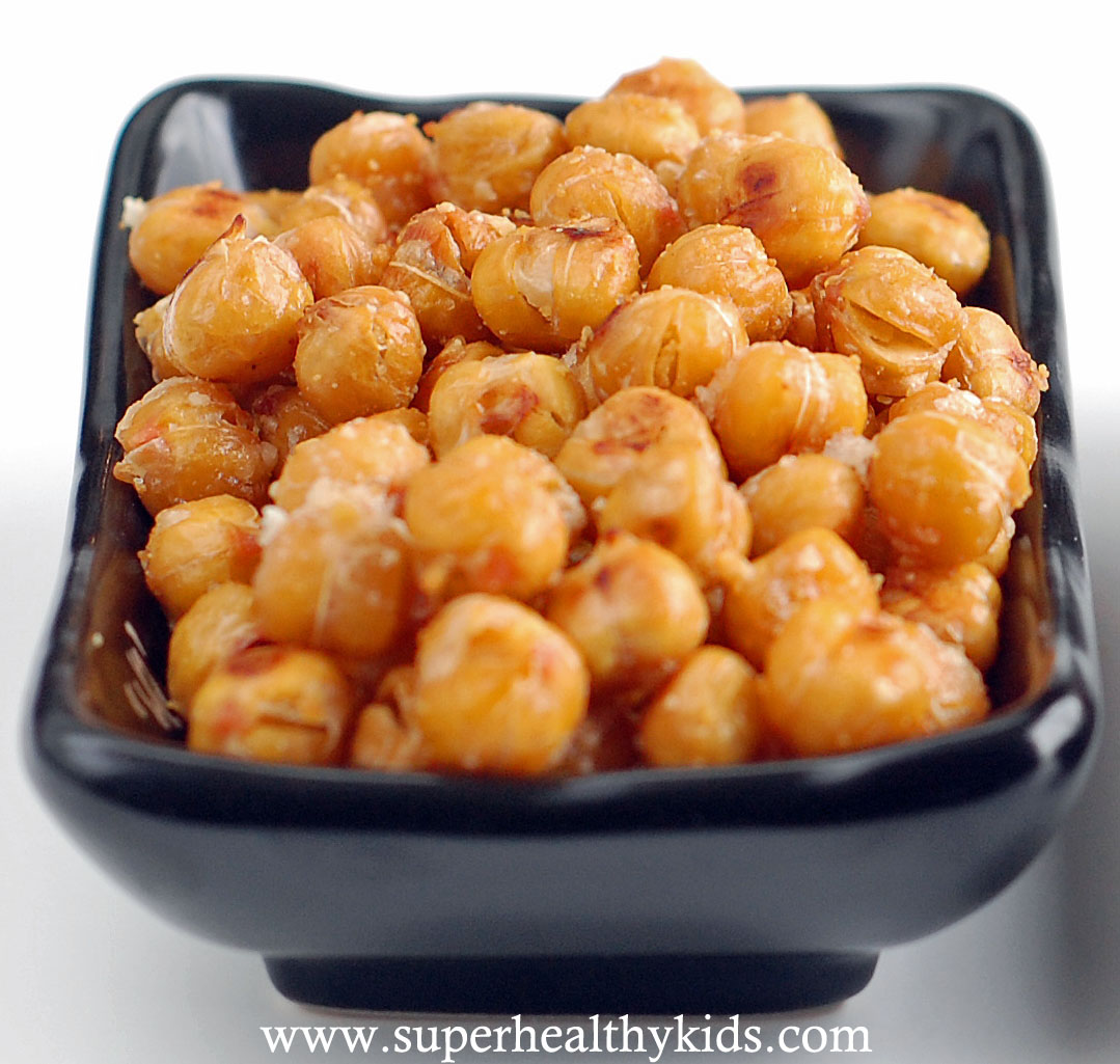 Roasting Beans | Healthy Ideas for Kids