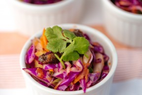 Raisin Baja Coleslaw vertical
