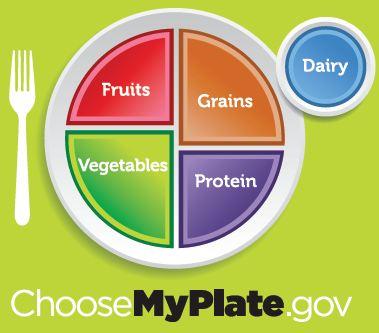 5 dietary guidelines food circle
