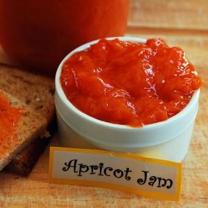 No Sugar Apricot Jam