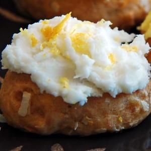 Golden Carrot Cookies