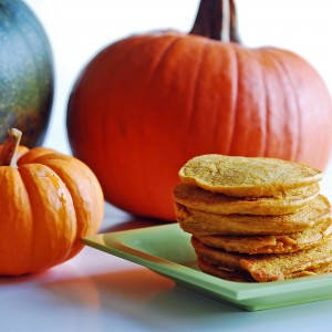 High Protein Pumpkin Pancakes Recipe