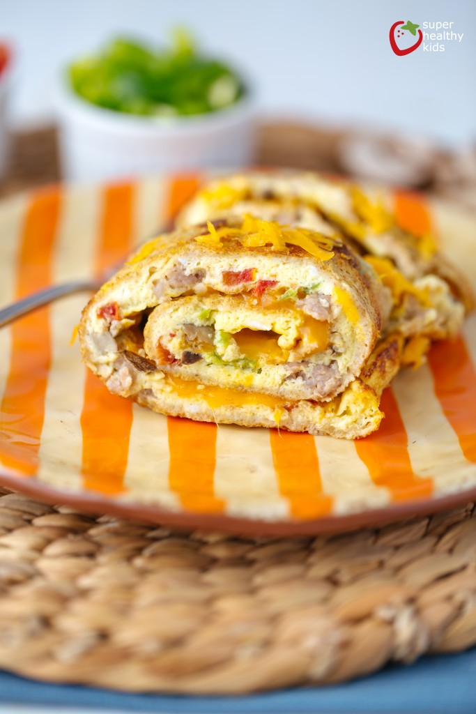 Baked Omelet Time Saver. Love omelettes, but hate standing over a hot griddle? Try this method for feeding a crowd.