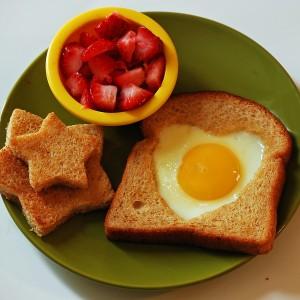Sunshine Eggs