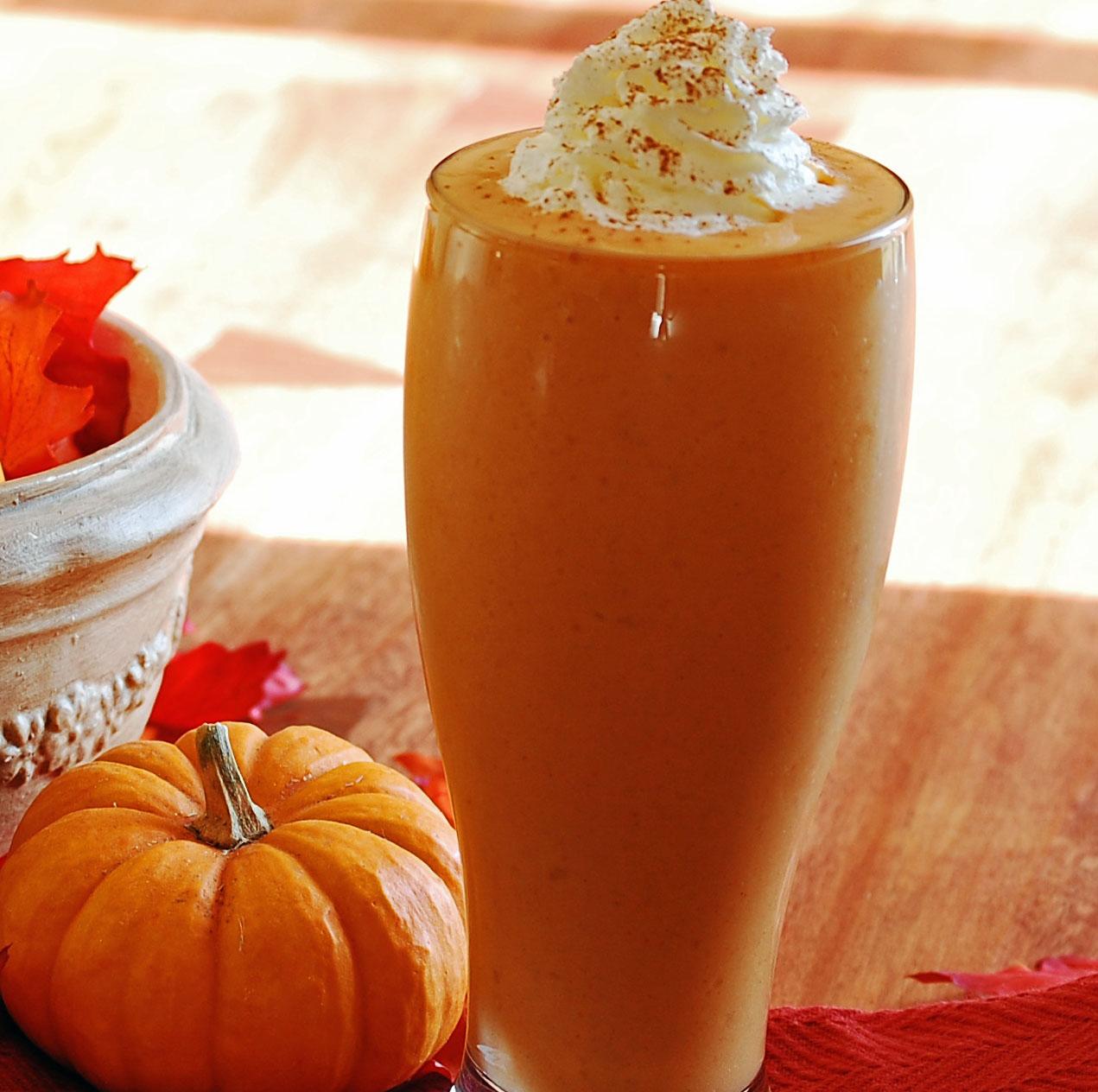 Pumpkin Pie Shake Recipe | Healthy Ideas for Kids