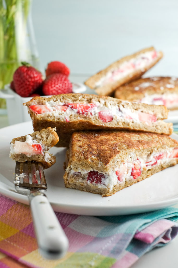 Berry Stuffed French Toast | Super Healthy Kids | Food and Drink | Breakfast Recipe