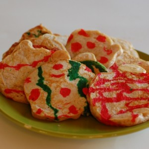 Apple Pie Christmas Ornament Pancake Recipe