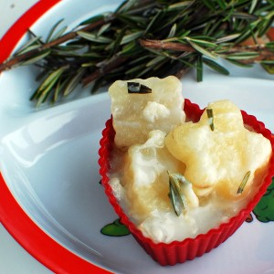 Perfect Portion Side Dish: Personal Potato Cups