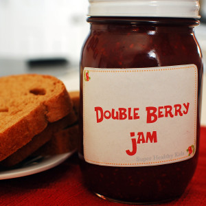 Homemade Jam- Super Easy