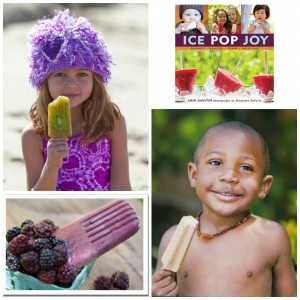 Cherry Tofu Pop: Ice Pop Joy Book Review