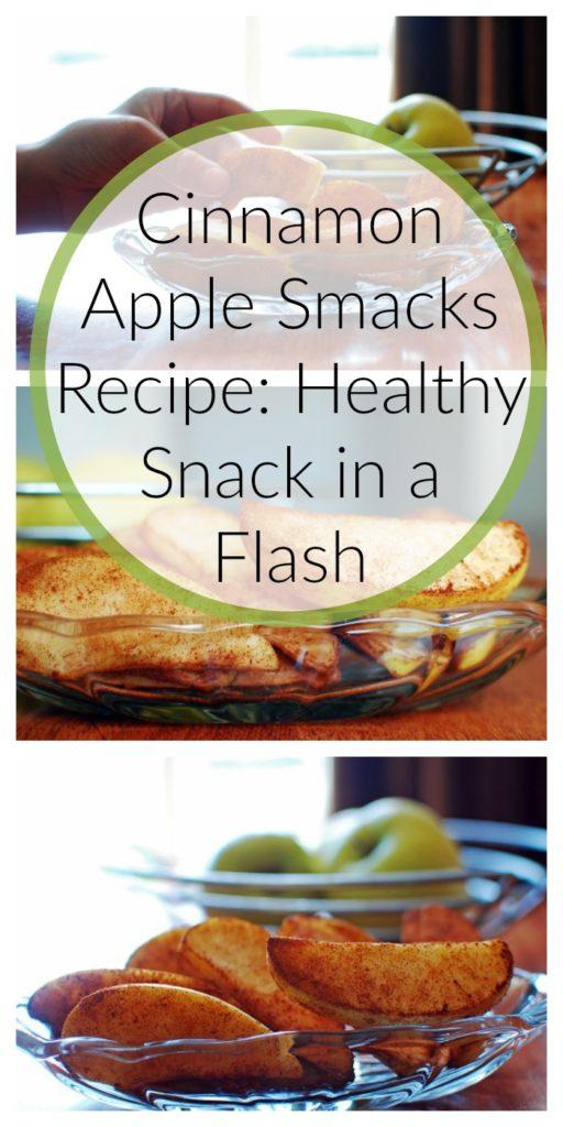 Cinnamon Apple Smacks Recipe: Healthy Snack in a Flash