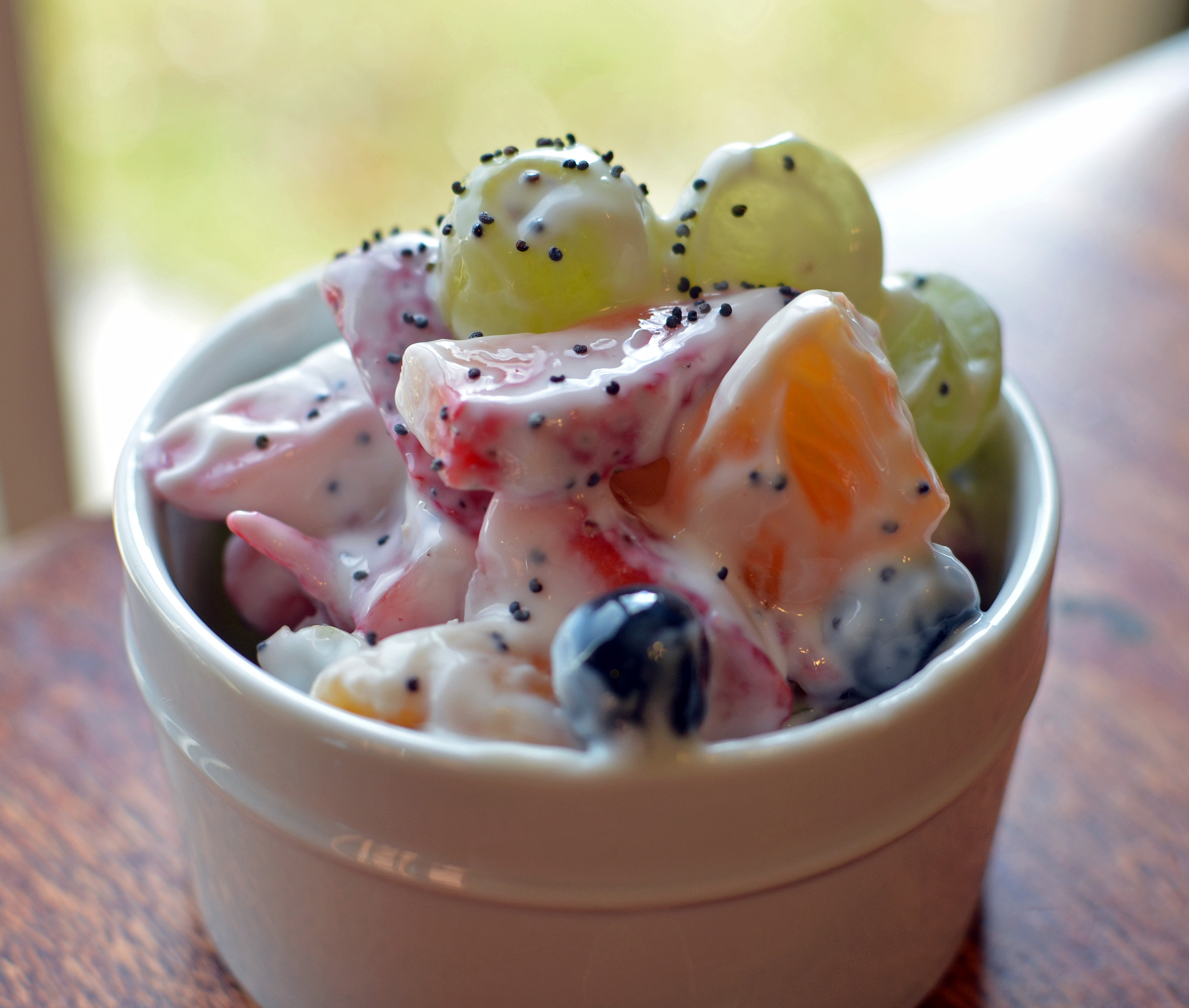 Super Poppy Seed Fruit Salad Healthy Ideas For Kids