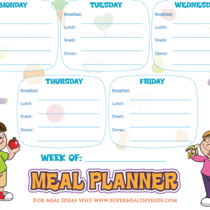 3 Simple Meal Planning Strategies