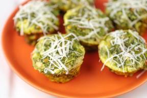 Cheesy Spinach Bites 1