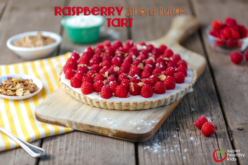 make any dish light, fresh and beautiful. This Raspberry Almond Tart ...