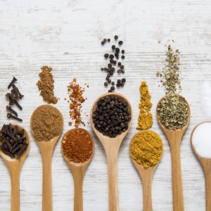 Spring Cleaning Your Spice Cabinet and New Meal Plan