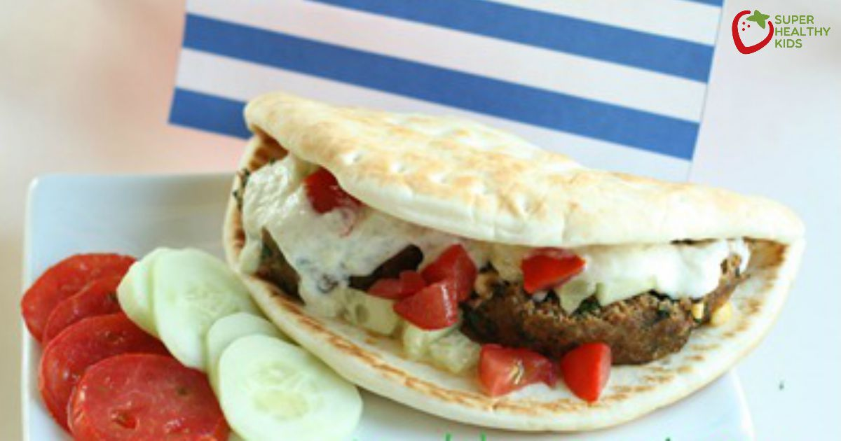 Healthy Greek Gyro Recipe | Healthy Ideas for Kids