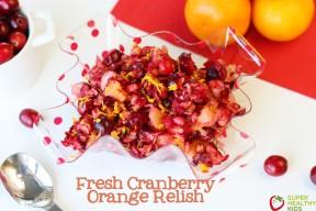 Fresh Cranberry Orange Relish Final