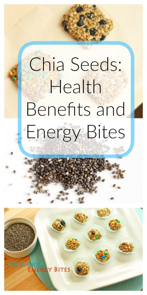 Chia Seeds: Health Benefits and Energy Bites