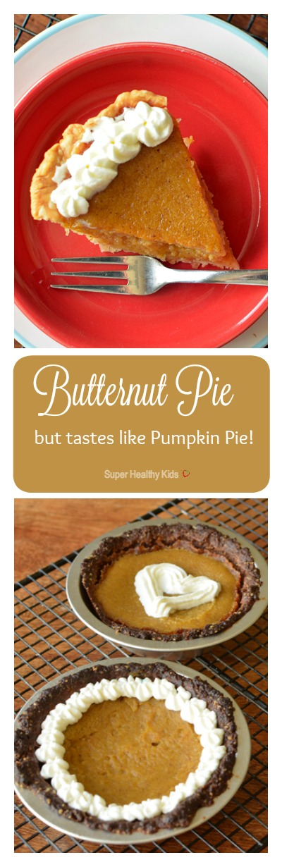 It's Butternut, but tastes like Pumpkin, Pie! This is the recipe pumpkin pie doesn't want you to know about. http://www.superhealthykids.com/its-butternut-but-tastes-like-pumpkin-pie/