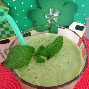 Shamrock It! — A Healthy Make-Over