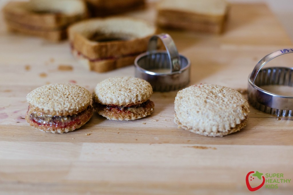 Homemade Uncrustables. Give Smucker's a run for their money!