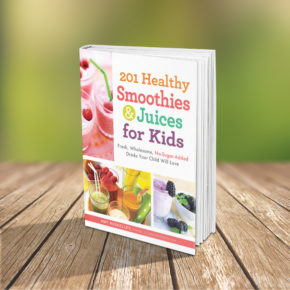 New Smoothie Book Product Photo