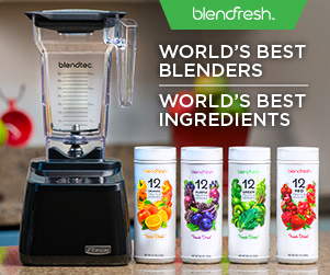 Blendfresh for discount blendtec blenders