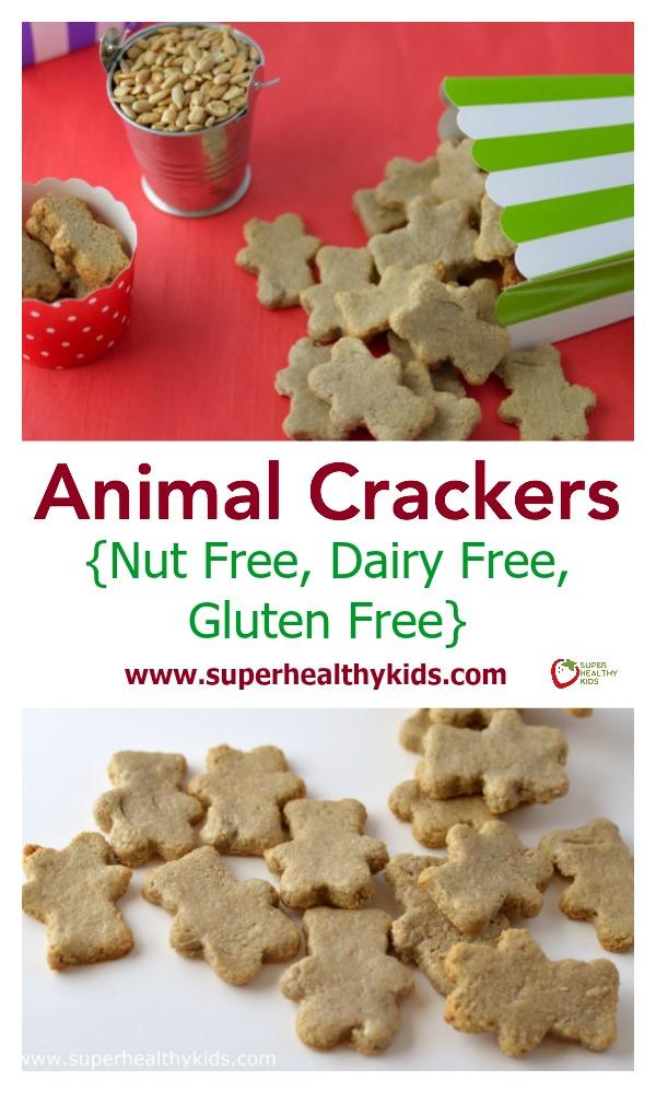 Gluten-Free Pecan Cracker Recipe — Dishmaps