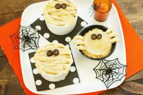 Halloween Pot Pie Medium