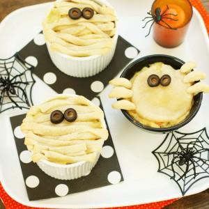 Halloween Pot Pie Recipe