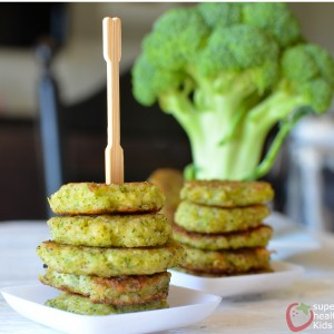 Cheesy Broccoli Bites Recipe
