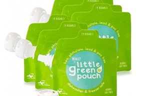 Little Green Pouch Baby