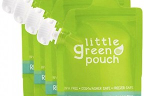 Little Green Pouch Kids