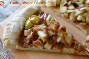 apple pizza from super heatlhykds