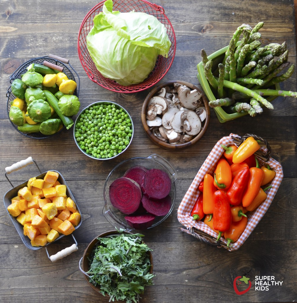 9 Vegetables Kids Like That Might Surprise You Healthy Ideas For intended for The Awesome super healthy foods intended for your inspiration