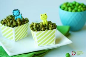 Roasted Green Peas 5