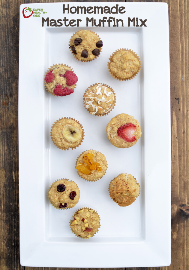 how to make space muffins with easy mix