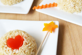Dress up rice with one simple step!