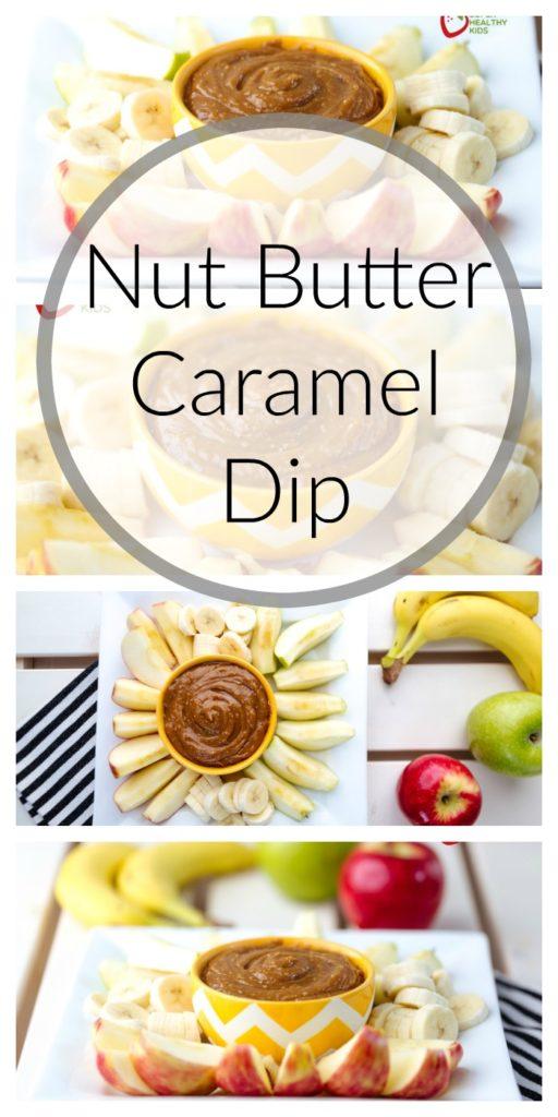 Nut Butter Caramel Dip
