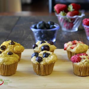 Homemade Master Muffin Mix Recipe