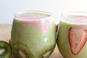 strawberry kiwi smoothie2